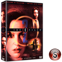 X-Files Box  2ª Stagione