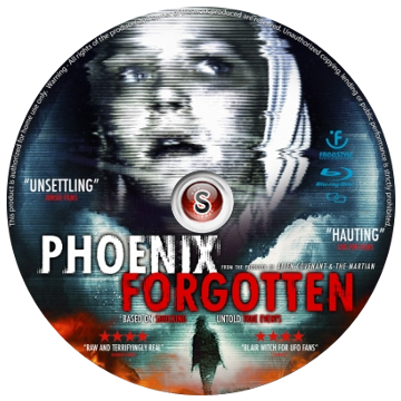 Phoenix Forgotten Cover DVD