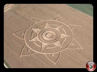 Crop circles Poirino - Italy 2019