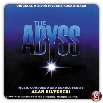 The Abyss Soundtrack Cover CD