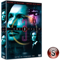 X-Files Box  3ª Stagione