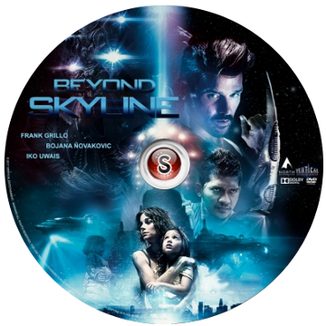 Beyond Skyline Cover DVD