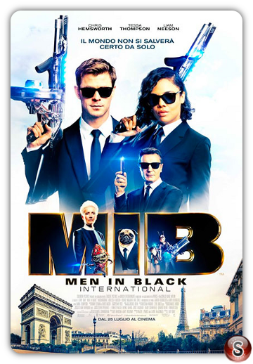 Men in black  International - Locandina - Poster