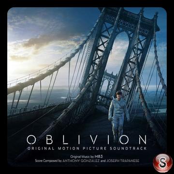 Oblivion Soundtrack Cover CD