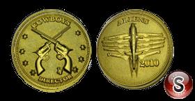 Coin - Cowboys e aliens 2010