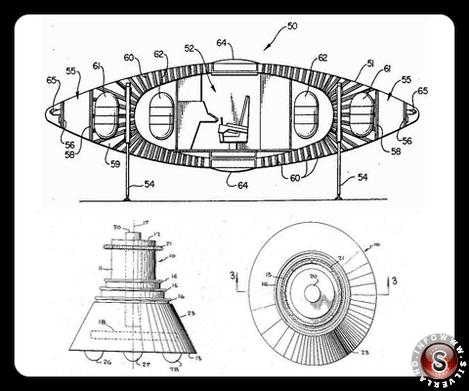 Brevetto Ufo magnetoidrodinamico