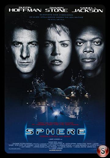 Sfera - Sphere - Locandina - Poster