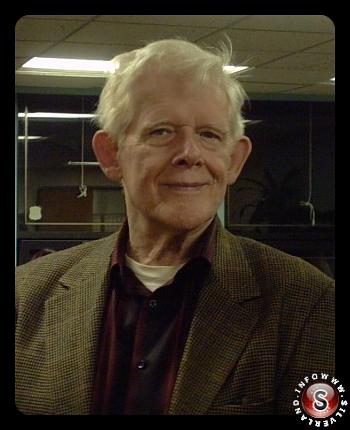 Ted Bloecher