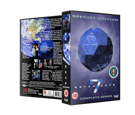 Seven Days series DVD set