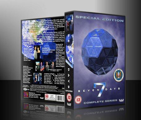 Seven Days series DVD set