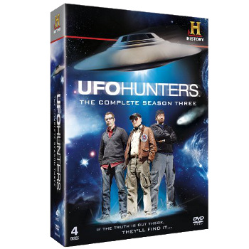 Ufo Hunters - The complete season 3