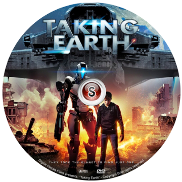 Taking Earth Cover DVD