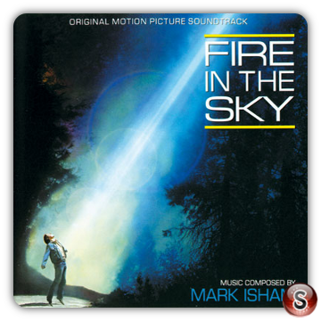Fire in the Sky Soundtracks Cover CD