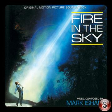 Fire in the sky bagliori nel buio cover dvd