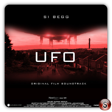 UFO Soundtrack Cover CD
