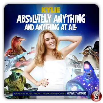 Un'occasione da Dio - Absolutely Anything Soundtrack Cover CD