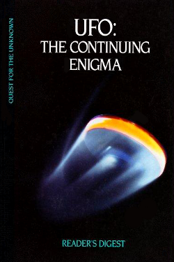 UFO: The continuing enigma - Reader's Digest