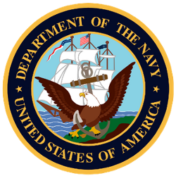 United States of America Deparment of the navy