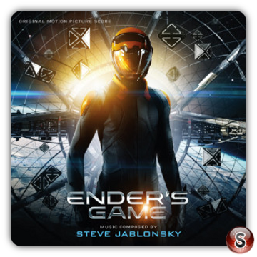 Ender's game Soundtracks Cover CD