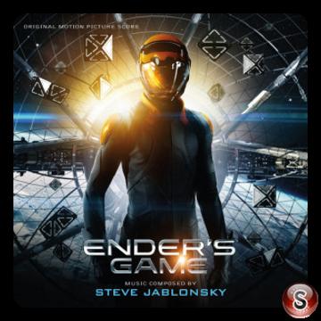 Ender's game Soundtrack Cover CD