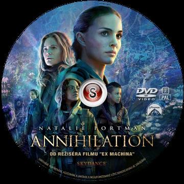 Annientamento Cover DVD