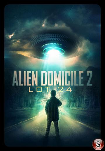 Alien domicile 2 LOT 24 - Locandina - Poster