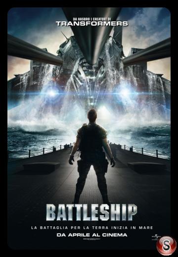 Battleship - Locandina - Poster