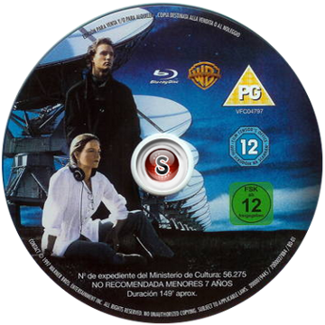 Contact Cover DVD