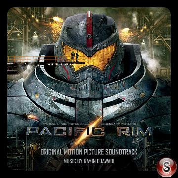 Pacific rim Soundtrack List Cover CD