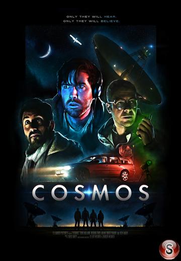 Cosmos - Locandina - Poster