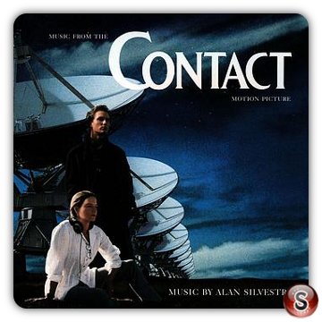 Contact Soundtrack Cover CD