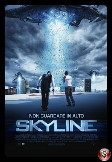 Skyline - Non guardare in alto - Locandina - Poster