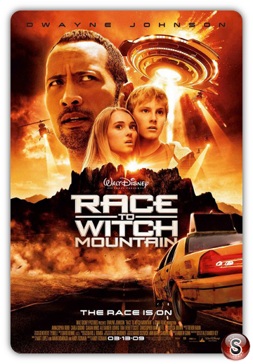 Corsa a Witch Mountain - Race to Witch Mountain - Locandina - Poster
