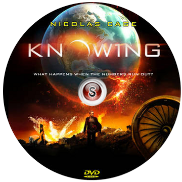 Segnali dal futuro - Knowing Cover DVD