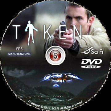 Taken CD 5