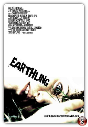 Earthling - Locandina - Poster