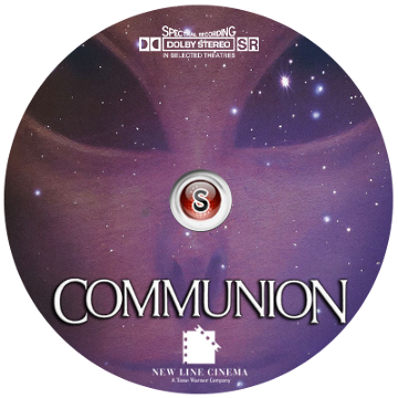 Communion Cover DVD