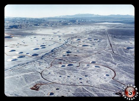 Nevada test center