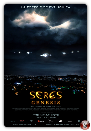 Seres: Genesis - Locandina - Poster