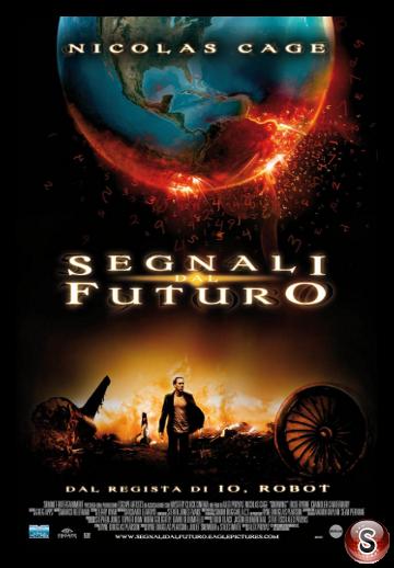 Segnali dal futuro - Knowing - Locandina - Poster