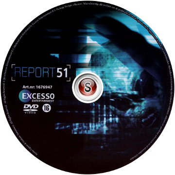 Report 51 Cover DVD