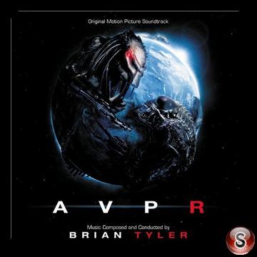 Alien Vs Predator 2 Cover Soundtrack CD