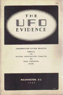 The UFO Evidence by Richard H. Hall