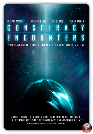 Conspiracy encounters - Locandina - Poster