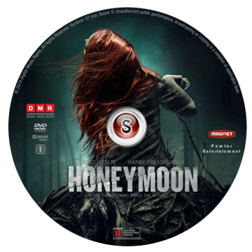 Honeymoon  Cover DVD