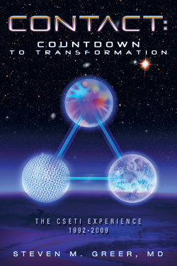 Contact: countdown to trasformation by Steven Greer