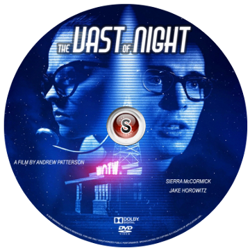 The vast of night Cover DVD