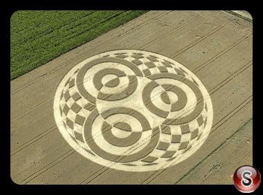 Crop circles - Raisting Bavaria 2014