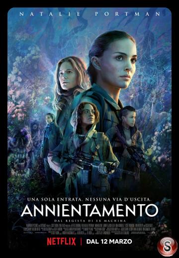 Annientamento - Locandina - Poster