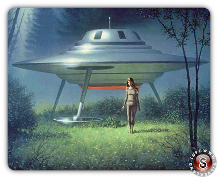 Donna extraterrestre  chiamata Asket